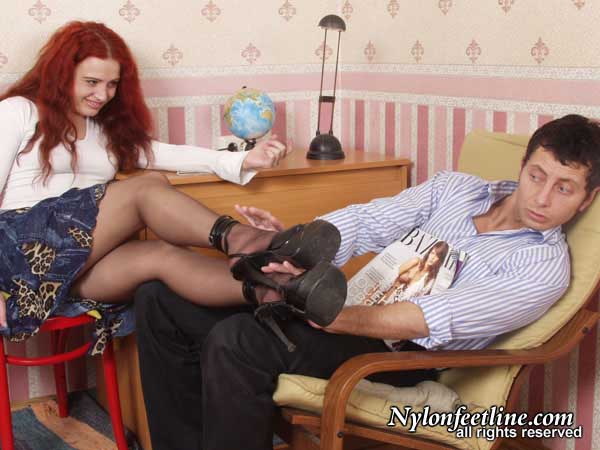 Huge Pantyhose Fetish Site Our 41