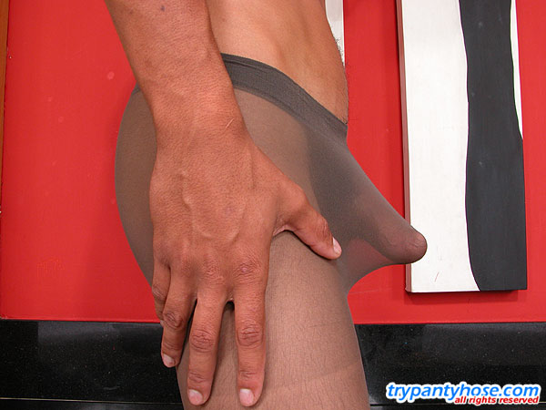 Free men in pantyhose pics